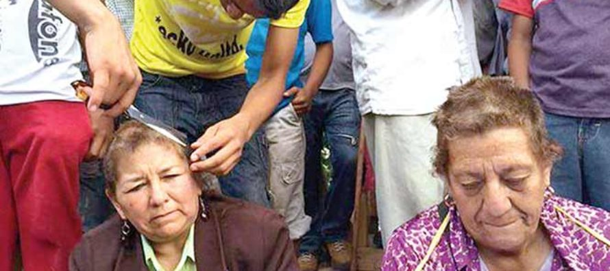 Procederán penalmente contra agresores de maestros en Chiapas