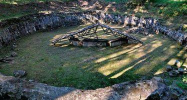 Hallan túnel judío excavado con cucharas y manos para escapar de los nazis