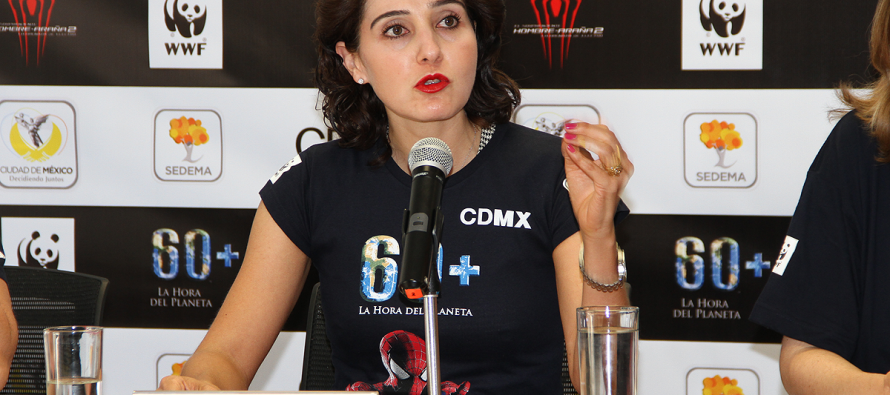 Que se ocupe más en temas ambientales y no en Mega Rueda, piden a Tanya Müller