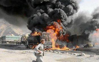 Causa al menos 38 muertos y 40 heridos doble atentado en Kabul, Afganistán