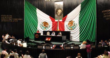 Bloquean el Congreso estatal de Quintana Roo