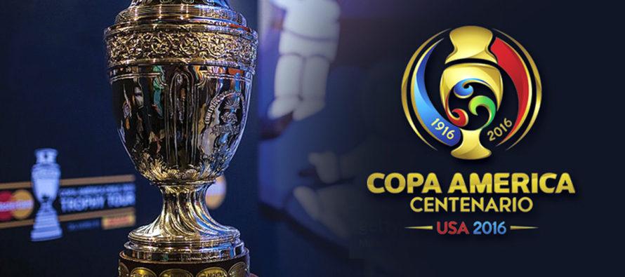 """Messi, """"Chicharito"""", Kaká, James y otras estrellas del balompié harán lucir la Copa América Centenario"""