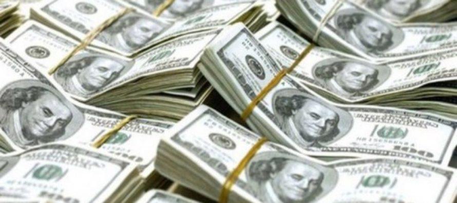 Dólar cierra en 19.15 pesos a la venta