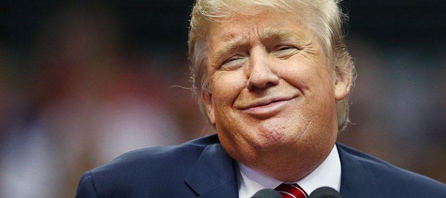 Nueva encuesta señala caída en el nivel de aceptación de Donald Trump
