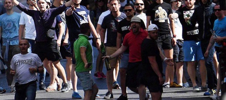 Enfrentamiento entre aficionados de la Eurocopa deja al menos cinco heridos