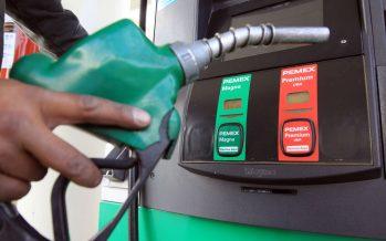 Subirá el precio de las gasolinas: Magna a 13.40 y Premium a 14.37 pesos