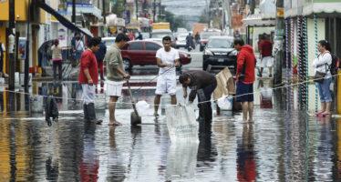Aguaceros dejaron 500 viviendas afectadas en Iztapalapa