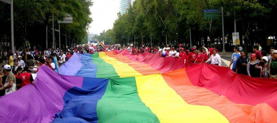 Habrá 800 mil participantes en la XXXVIII marcha del orgullo lésbico-gay