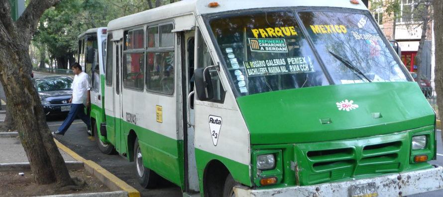 Se cambiarán microbuses por autobuses nuevos y habrá aumento de tarifas: Mancera