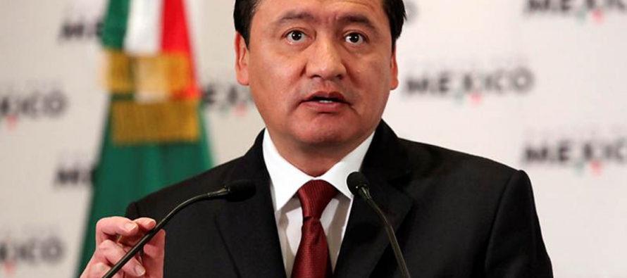 Opera en todo el país el nuevo Sistema de Justicia Penal: Osorio Chong