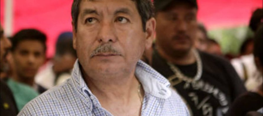 Detiene la PGR a Rubén Núñez, líder de la Sección 22 de la CNTE
