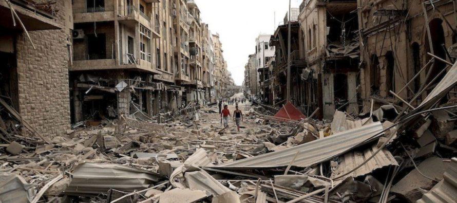 Han muerto 224 civiles en Siria durante la primera semana del Ramadán