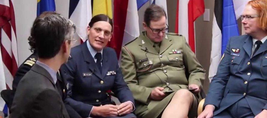 Personas transgénero podrán incorporarse a las Fuerzas Armadas estadounidenses