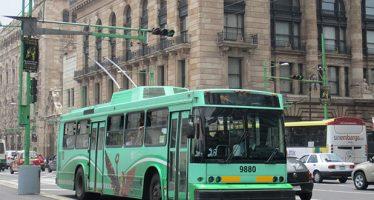 Termina el servicio gratis en el Sistema de Transportes Eléctricos capitalino