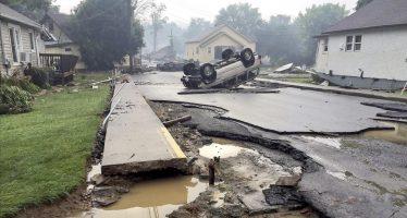 Fuertes lluvias e inundaciones en West Virginia causan 23 muertos