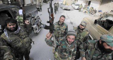 Fuerzas Armadas sirias ocupan posiciones terroristas en Damasco