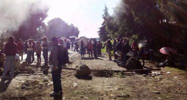 Son detenidos 25 integrantes de la CNTE tras agredir a policías