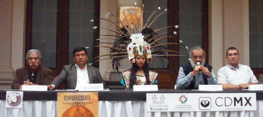 """Xochimilco realizará su 1er Festival de Identidad """"Cihuacóatl, diosa y madre de la cultura xochimilca"""" Por Martín Carlos Estrada"""