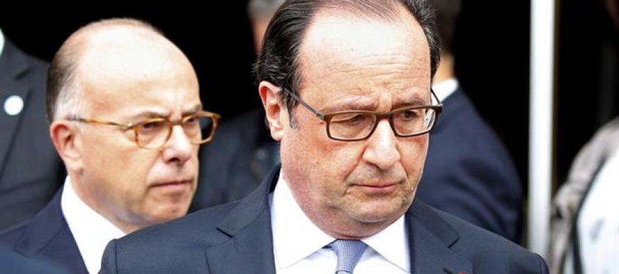 Integrantes del EI cometieron el ataque de iglesia, confirma el presidente de Francia