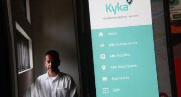 Desarrollan Kyka, app que localiza medicamentos en farmacias