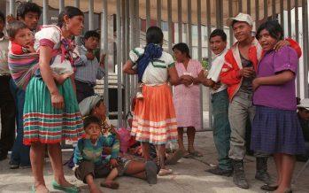 Por convenio, 18 indígenas obtienen su libertad tras ser recluidos en prisiones de la CDMX