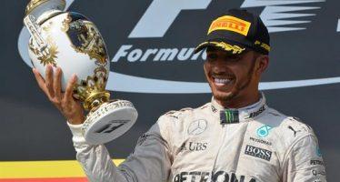 Lewis Hamilton toma el liderato de la F-1 tras ganar en Hungría