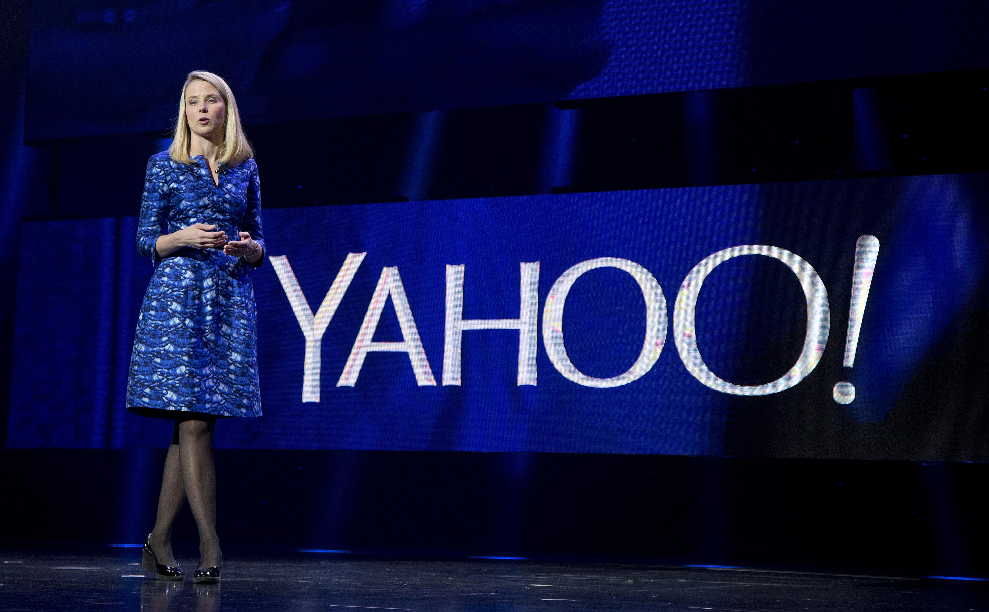 Marissa Mayer, ex ejecutiva CEO de Yahoo!