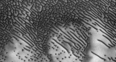La NASA explica supuesto mensaje en código Morse en la superficie de Marte