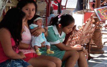 Más de diez mil embarazos de niñas de 10 a 14 años se registran anualmente