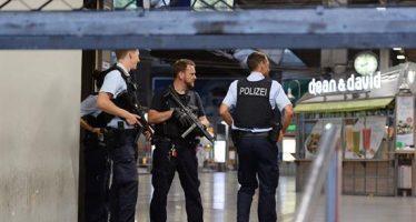 Aumenta a ocho el número de muertos en tiroteo de Múnich