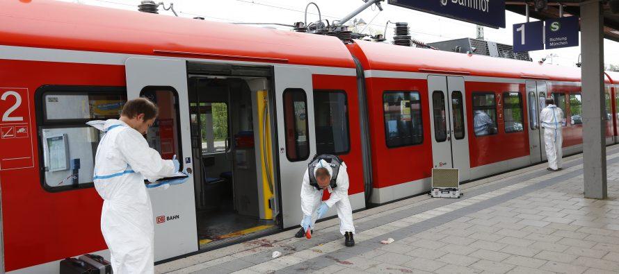 El EI se atribuye el ataque que joven realizó en tren de Alemania
