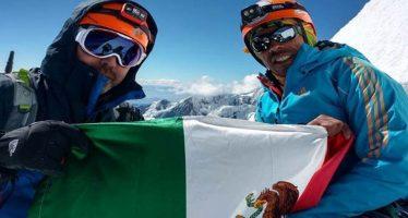 Rescatan a alpinista mexicano desaparecido en nevado de Huascarán, en Perú