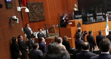 """Aprueban comisiones del Senado observaciones a la """"ley 3de3"""""""