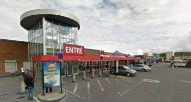Disparador solitario abre fuego en centro comercial de Suecia