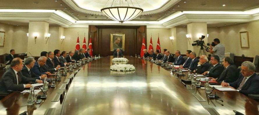 Cesan a miles de funcionarios tras el fallido golpe de Estado en Turquía