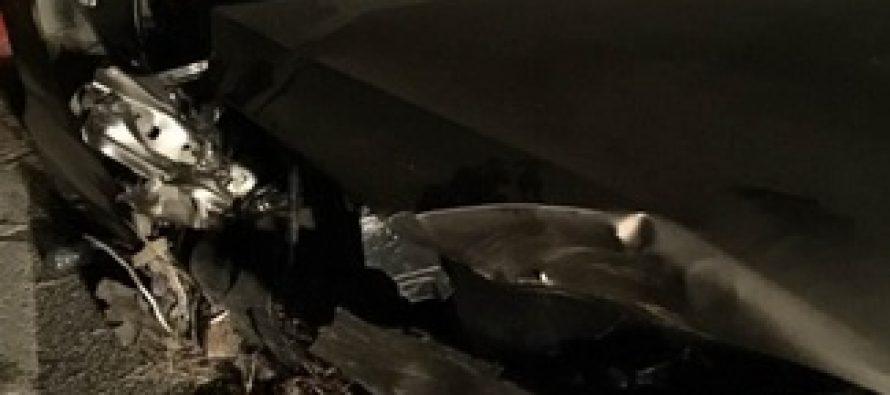 Nuevo accidente de un automóvil Tesla X al usar el piloto automático