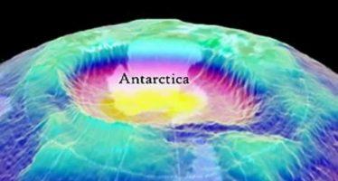 Se reduce el agujero en la capa de ozono; positiva recuperación, dicen científicos
