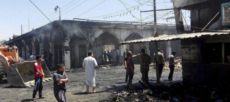 Mueren 40 personas en ataque a santuario chií en el norte de Bagdad