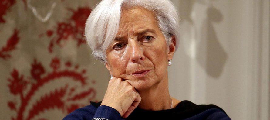 Cristine Lagarde será juzgada por favorecer negligentemente a empresario
