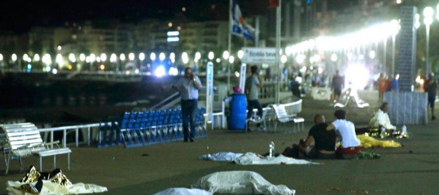 Videos del atentado en Niza ciudad de Francia