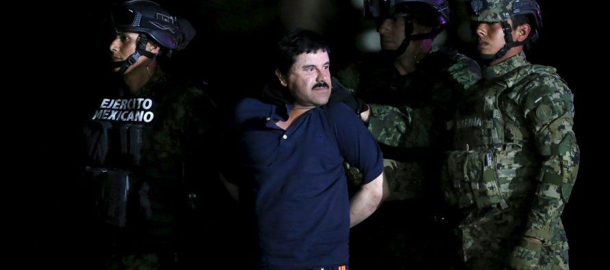 """Así fue el operativo de aseguramiento del """"Chapo"""" Guzmán"""