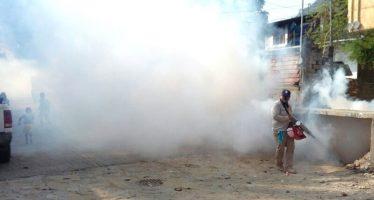 Casi 300 colonias son fumigadas en Acapulco para prevenir contagio de zika