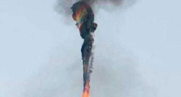 Globo aerostático cae con 16 personas a bordo, en Austin, Texas