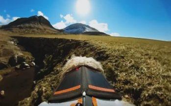 En Islas Feroe no han llegado las cámaras de Street View; la solución: Ovejas View