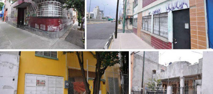 Entregan a la PGJ lista de 700 predios invadidos por la Asamblea de Barrios