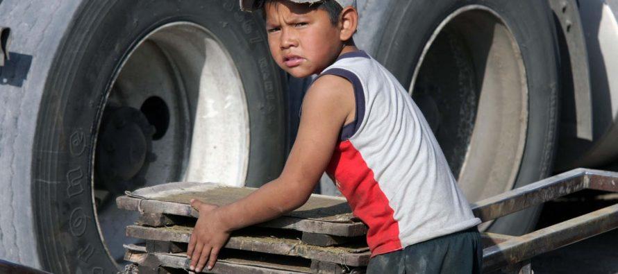 El trabajo infantil es un problema que crece en México: Comisión del Senado