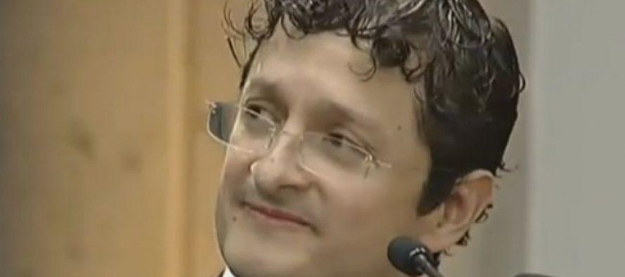 Virgilio Andrade presentó su renuncia a la Secretaría de la Función Pública