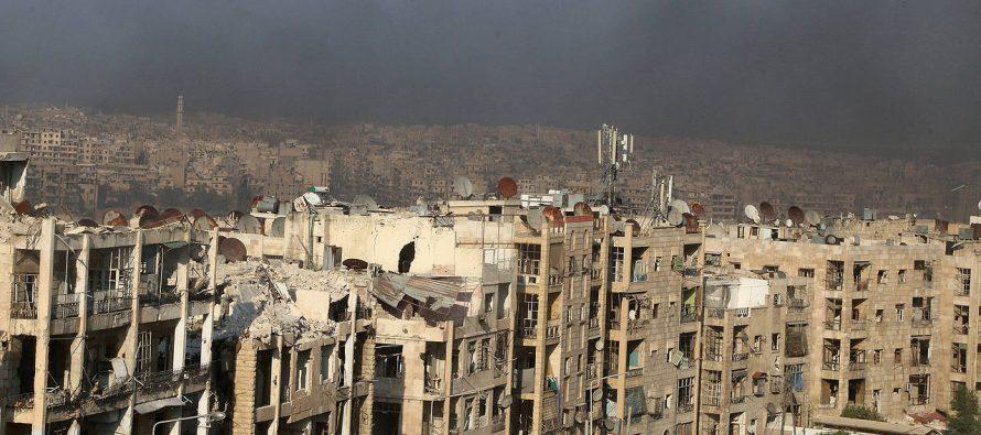 En Alepo se libra la mayor batalla entre rebeldes y el Ejército sirio