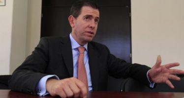 """""""Mi renuncia está sobre la mesa"""", dice Alfredo Castillo; tendrá que explicar resultados"""