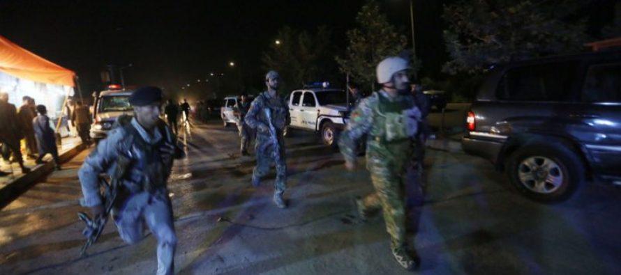 Ataque a Universidad Americana de Kabul, Afganistán, causa número indeterminado de muertos